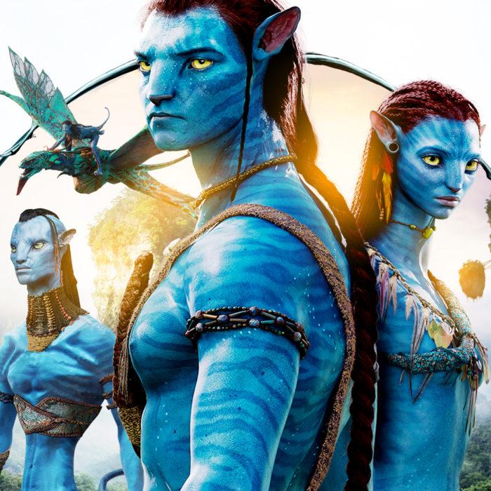 Avatar Key Art & Special Packaging