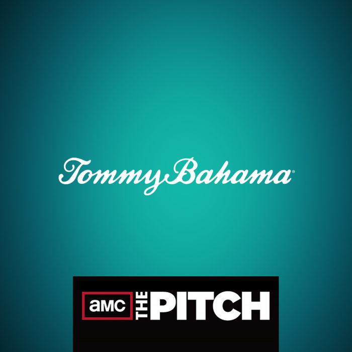 Tommy Bahama Pitch & Campaign