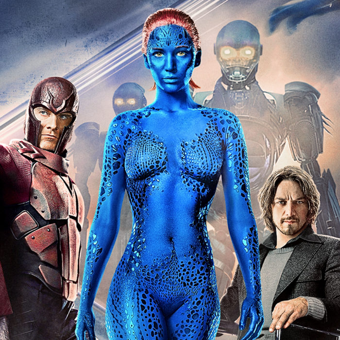 X-Men Prequel and Original Trilogies