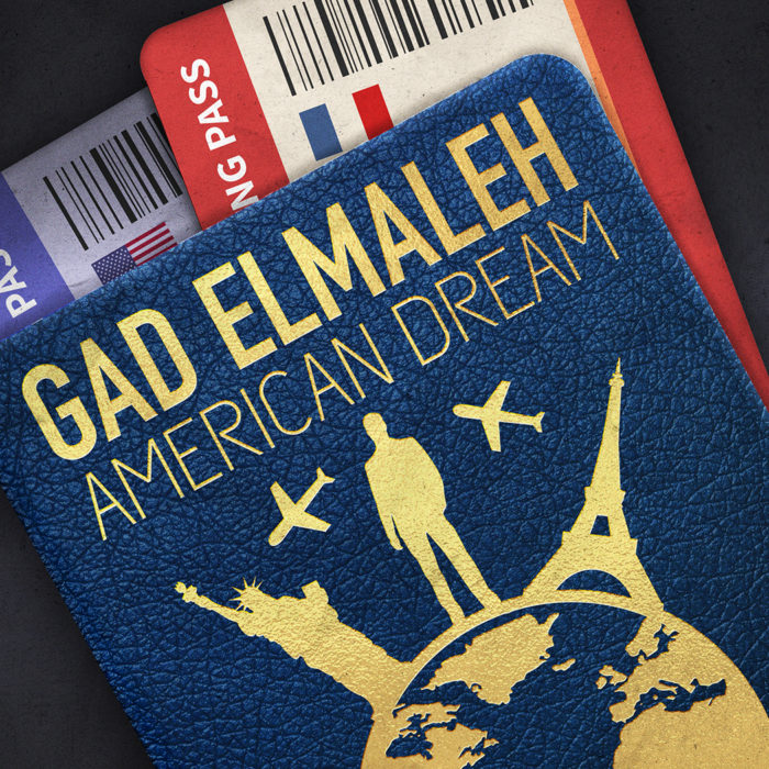 Gad Elmaleh – American Dream