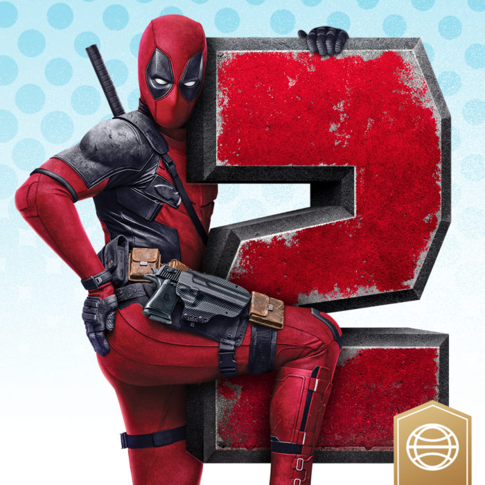 Deadpool 2 Packaging