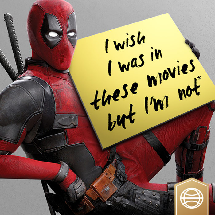 "Deadpool ""Photobomb"" Exclusive"